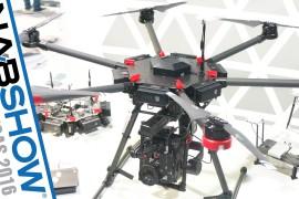 DJI-Unveils-Matrice-600-and-A3-Flight-Controller-at-NAB-2016