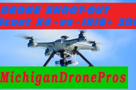 Drone-Shoot-out-Walkera-Scout-X4-Vs-Iris-3DR-Robotics-Review-Must-See-by-Michigan-Drone-Pros