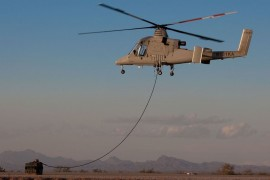 K-MAX-unmanned-helicopter