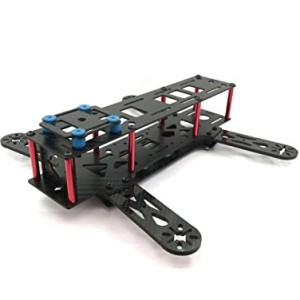 Hawkeye 240 Carbon Fiber Mini FPV Quadcopter Frame Kit