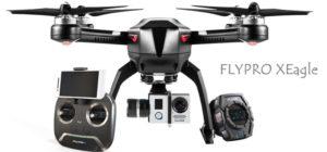 flypro xeagle UAV