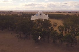 google-drone-project