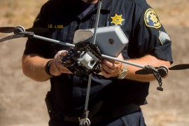 California Drones