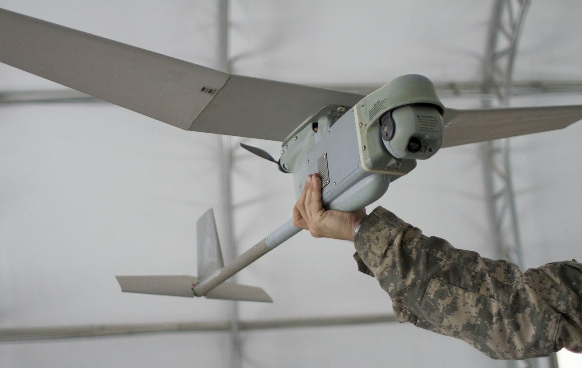 Raven R-11B Small UAS